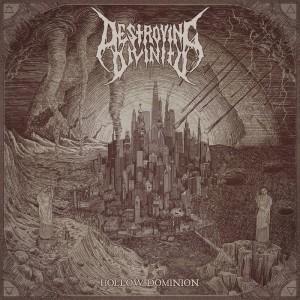 Destroying Divinity (Czech Republic) - Hollow Dominion CD