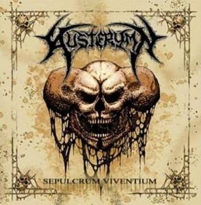 Austerymn (UK) - Sepulcrum Viventium CD