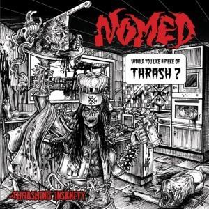 Nomed (France) - Thrashing Insanity Double CD