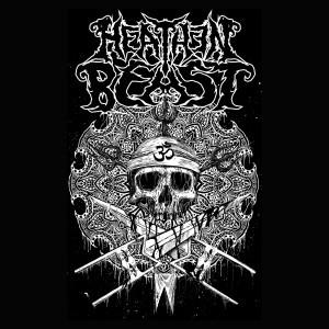 Heathen Beast (India) - Rise of the Saffron Empire SLIPCASE CD