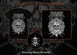 Heathen Beast Fan Pack