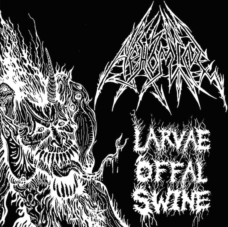 Abhomine-Larvae
