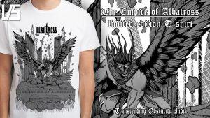 Albatross - 'The Empire of Albatross' T-shirt