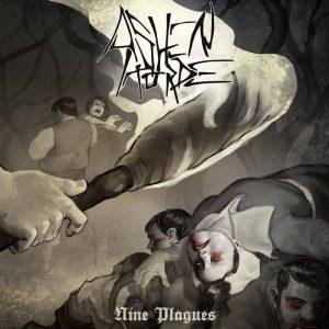 Ashen Horde (US) - Nine Plagues CD