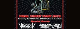 LIVE REVIEW: Night Demon Final Curse Tour 2016
