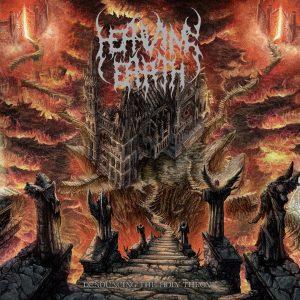 Heaving Earth (Czech Republic) - Denouncing the Holy Throne CD