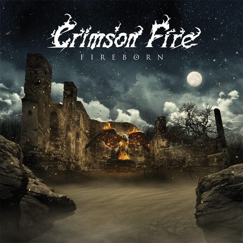 Crimson Fire- Fireborn