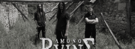 INTERVIEW + SONG PREMIERE: Greek Melodic Death Metal Band AmongRuins