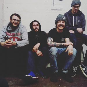 SONG PREMIERE: British Melodic Hardcore Band Armed with Books