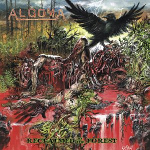 Algoma (Canada) - Reclaimed by the Forest CD
