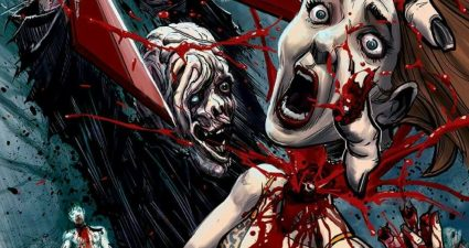 Cropsy Maniac Interview + Exclusive Premiere: Splattery Goregrind band from US
