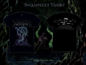 Swampcult (Netherlands) - 'The Festival' T-shirt (ltd. to 50)