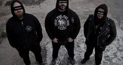 INTERVIEW + SONG PREMIERE: Greek Grind/Crust/Black Metal Band Stheno