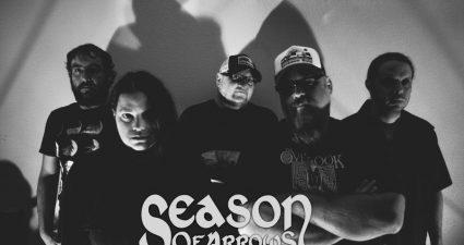 SONG PREMIERE: U.S. Stoner Rock/Doom Band Season of Arrows