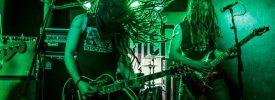 SONG PREMIERE: U.S. Crossover Thrash Band S.N.A.F.U.