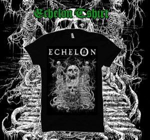 Echelon Official T-shirt (Mark Riddick design)