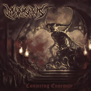 Marasmus (US) - Conjuring Enormity CD Digipak