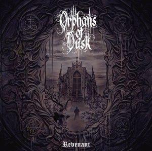 Orphans of Dusk (Australia/NZ) - Revenant CD