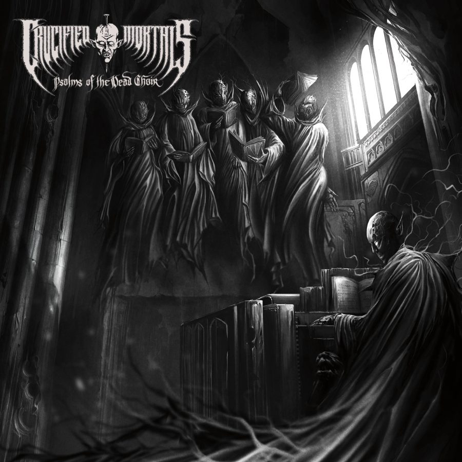 Crucified Mortals- Psalms of the Dead Choir