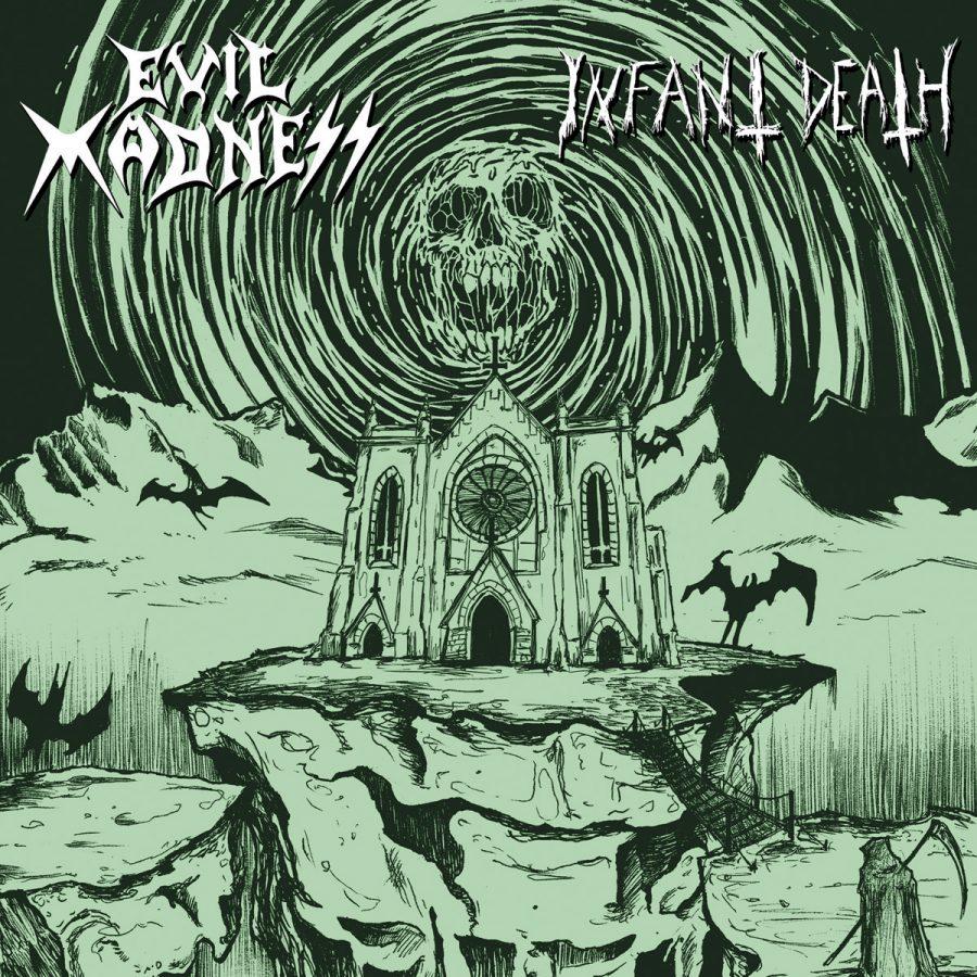 Evil Madness/Infant Death Split