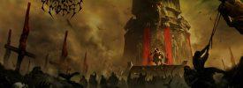 Black/Thrash Metal band EXORDIUM MORS sign to Transcending Obscurity Records