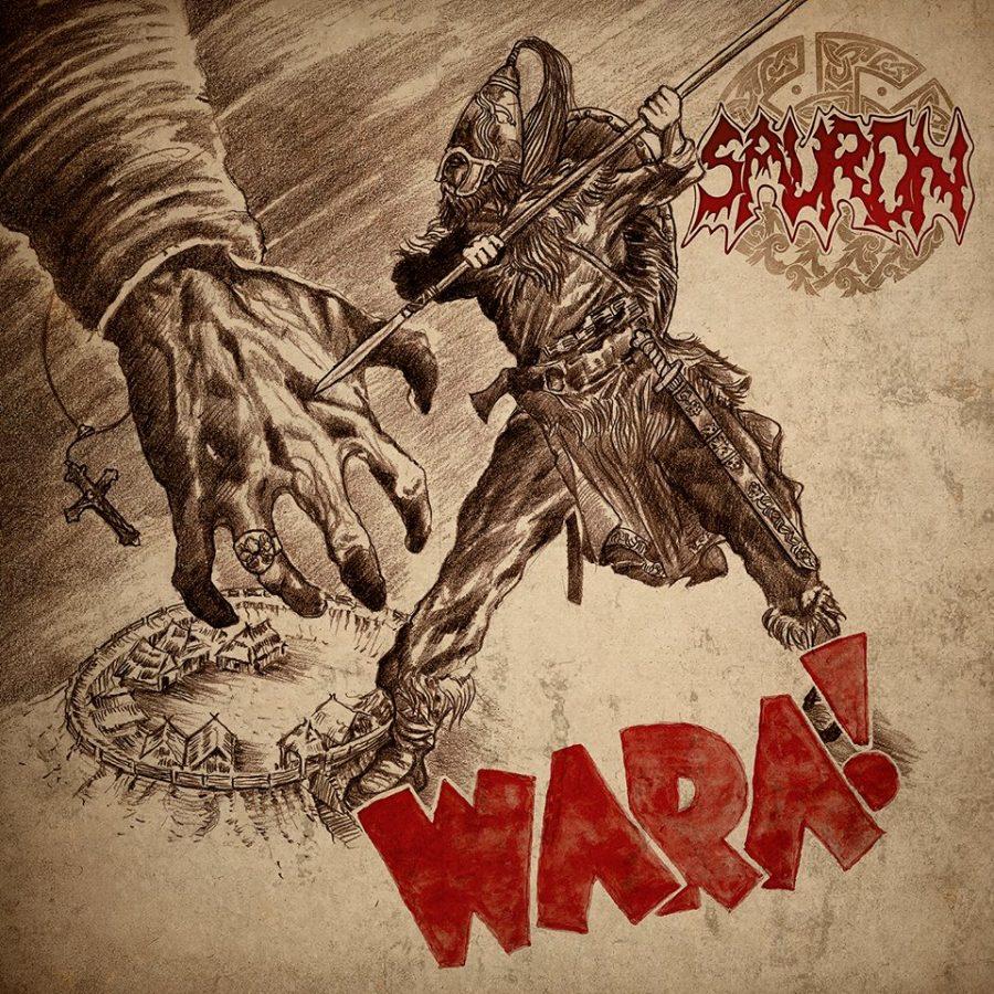 Sauron- Wara!