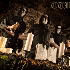 SONG PREMIERE: German Extreme Metal Band Ctulu