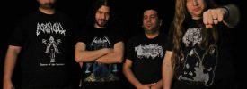 INTERVIEW + ALBUM PREMIERE: Paraguayan Black/Death/Thrash Band Master of Cruelty