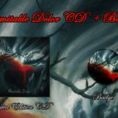 Illimitable Dolor (Australia) – Self-titled CD (Limited to 500) + Badge
