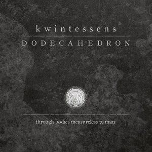 Album art for Dodecahedron's Kwintessens.