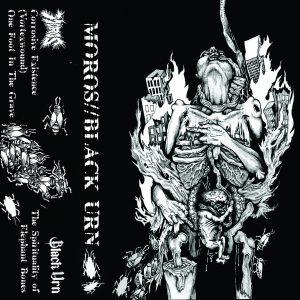 JOINT INTERVIEW+REVIEW: U.S. Sludge/Doom Bands Moros & Black Urn