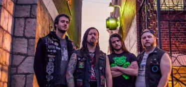 SONG PREMIERE: U.S. Thrash/Heavy Metal Band Death of Kings