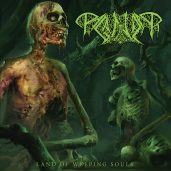 PAGANIZER (Sweden) – Land of Weeping Souls CD (Limited to 300 worldwide)