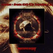 URSINNE (International) – Swim With The Leviathan CD (Limited to 300!)
