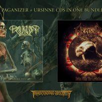 PAGANIZER + URSINNE 2-CD Combo