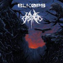 BLK OPS / Cave Bastard Split LP