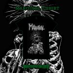 MARGINAL (Belgium) - Total Destruction T-shirt (Limited to 30)
