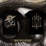 Greytomb (Australia) - Monumental Microcosm T-shirt (PRE-ORDER)