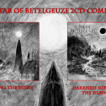 ALTAR OF BETELGEUZE (Finland) - Among the Ruins + Darkness Sustains the Silence 2-CD Combo