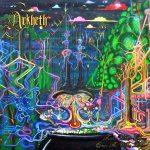 ARKHETH (Australia) - 12 Winter Moons... Digipak CD + Fridge Magnet (Album Artwork)