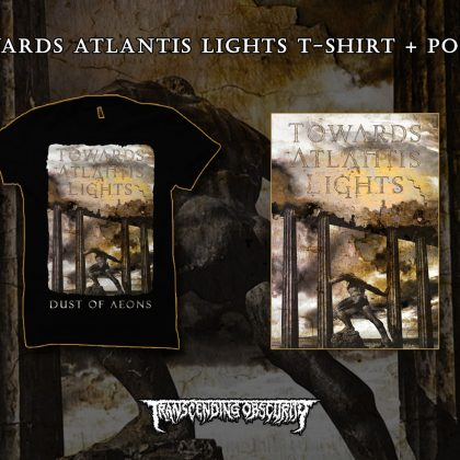 TowardsAtlantisLightsT-shirtNEW
