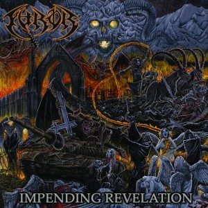 The Furor (Australia) – Impending Revelation (Black Metal/Death Metal)