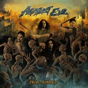 Against Evil from Vizag debuts on Transcending Obscurity Distribution