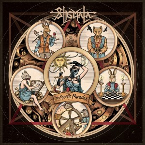 Stigmata (Sri Lanka) – The Ascetic Paradox (Heavy Metal)
