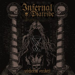 Infernal Diatribe announce release via Transcending Obscurity Distribution