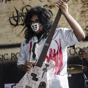 Special Interview – India's premier heavy metal band Albatross