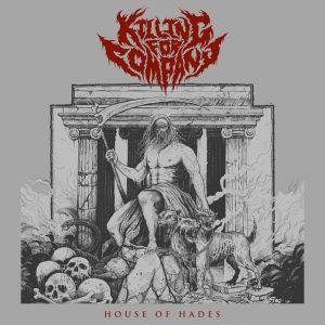 SONG PREMIERE: Killing for Company – Judas Cradle