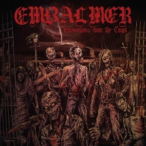 INTERVIEW + FULL ALBUM STREAM: Embalmer – Emanations from the Crypt