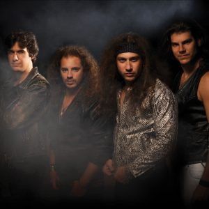 INTERVIEW + SONG PREMIERE: Greek Heavy Metal Band Crimson Fire