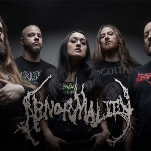 Interview with brutal death metal band – ABNORMALITY